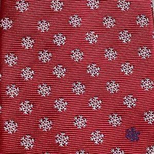 BVLGARI - Snowflake Tie - 10% off more than 1 Tie